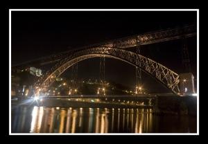 Paisagem Urbana/Ponte D. Luiz