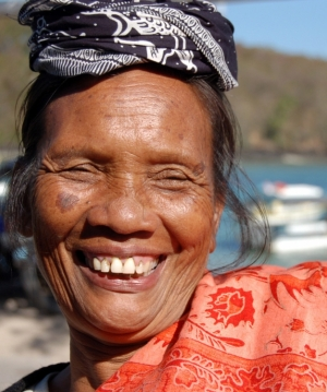 Retratos/Sorriso Balinês...