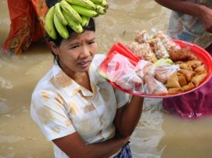 Gentes e Locais/Sobrevivendo - Irrawaddy, Birmânia