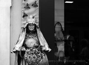Retratos/Rainha Santa Isabel em Coimbra