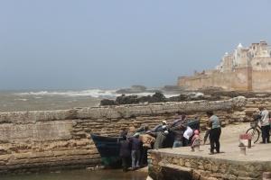 /Pescadores de Essaouira