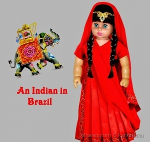 /AN INDIAN IN BRAZIL