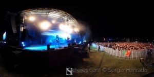 Espetáculos/Quando a assistência é enorme...