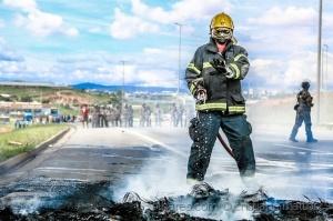 Gentes e Locais/Look fire