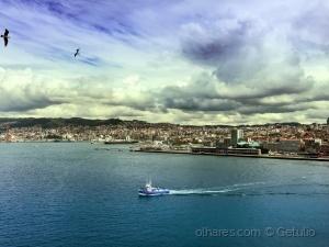 /Porto de Vigo, Spain