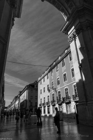 /Lisboa ao meu olhar