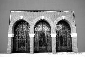 /Três portas