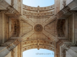 /Arco do Triunfo da Rua Augusta
