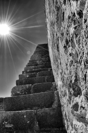/Escadas do castelo