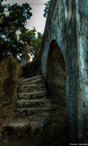 /Escada do Aqueduto da Prata