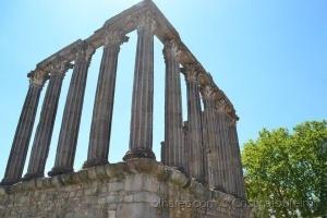 História/Templo de Diana  Évora ( Alentejo)