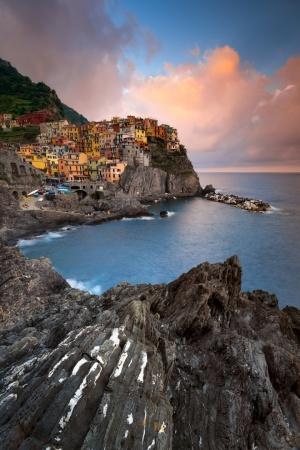Paisagem Natural/Cinque Terre
