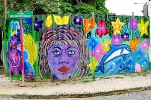 Gentes e Locais/Muro - Grafitti