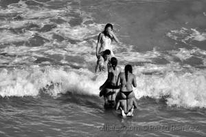 Gentes e Locais/Diversão na praia