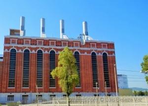 Paisagem Urbana/ Museu da Electricidade - Central Tejo -