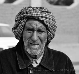 Gentes e Locais/Ancião iraniano PB