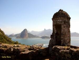 História/Ruínas do Forte São Luiz