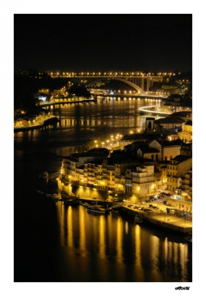 Paisagem Urbana/...cidade \ rio d´ouro...