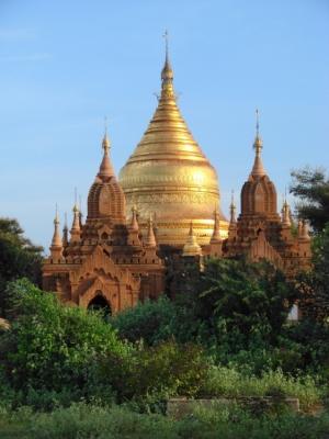 Gentes e Locais/Bagan, Birmânia
