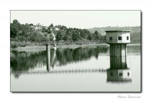 Paisagem Natural/Barragem do Castelo do Bode