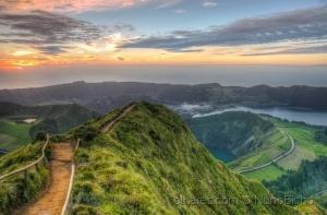 Paisagem Natural/Azores - Sete Cidades