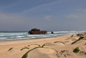 Paisagem Natural/As ondas da terra e do mar