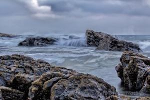 Paisagem Natural/à beira do mar ...