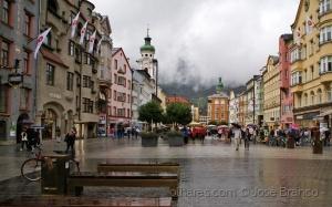 """Paisagem Urbana/""""Innsbruck.."""""""