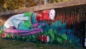 Gentes e Locais/BragArt - Festival de Street Art