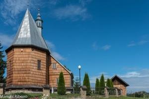 /Polónia - Igreja de madeira
