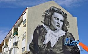 /ODEITH: Assim nasce um graffiti... (1)