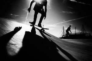 /Almighty skater !