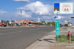 """Gentes e Locais/""""Historic US 66.."""""""