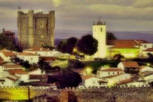 /Cidadela - castelo de Bragança.