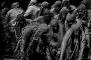 Retratos/A arte do movimento