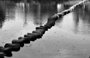 /A ponte é uma passagem!!