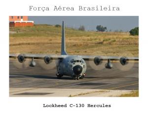 Paisagem Urbana/Força Aérea Brasileira - C130