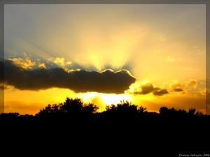 Paisagem Natural/Quando o sol espreita