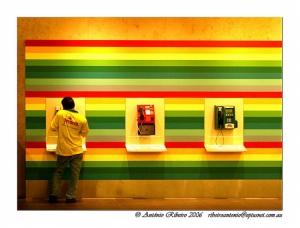 Gentes e Locais/Chamada colorida