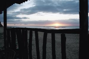 Paisagem Natural/Pôr do sol em Fernando de Noronha
