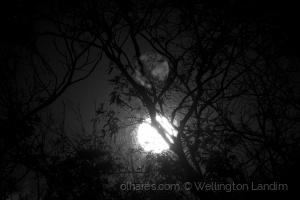 /Ensaio com a Lua