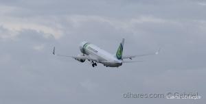 Outros/Avião transavia