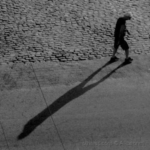 Retratos/Caminhar