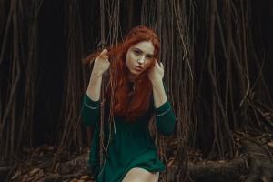 /Ginger Hair