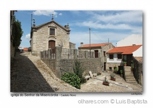 /Igreja do Senhor da Misericórdia - Castelo Novo