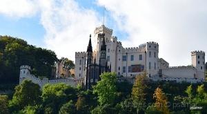 """/castelo Stolzenfels Rio Reno Alemanha """"LER"""""""