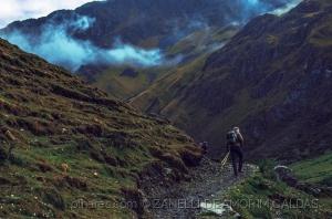 Paisagem Natural/A caminho do Salkantay