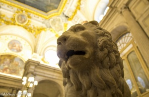 /intérieur du palais royal