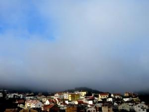 Paisagem Urbana/O sol e o nevoeiro