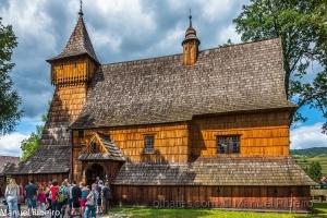 Gentes e Locais/Igreja de madeira - Polónia